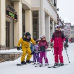 Sun Peaks in Canada for families