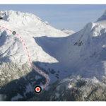 Last Frontier Heliski Trailmaps