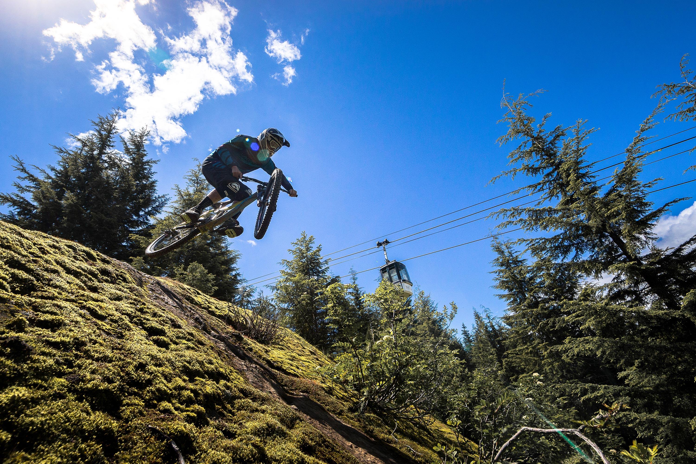 Bike Whistler British Columbia Canada