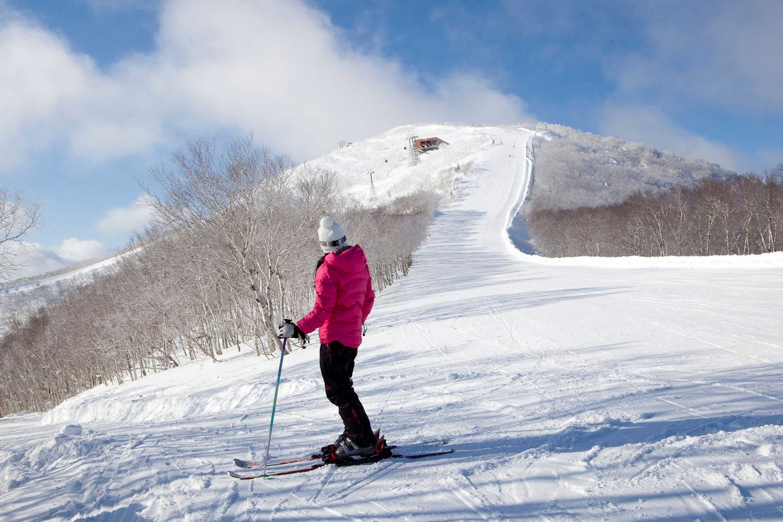 Sohoro Japan Club Med Ski holiday