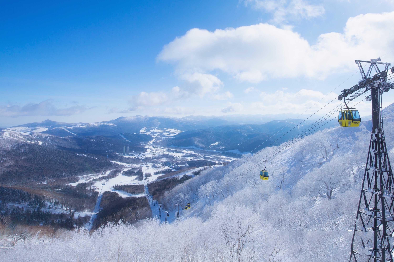 Club Med Tomamu Japan Ski