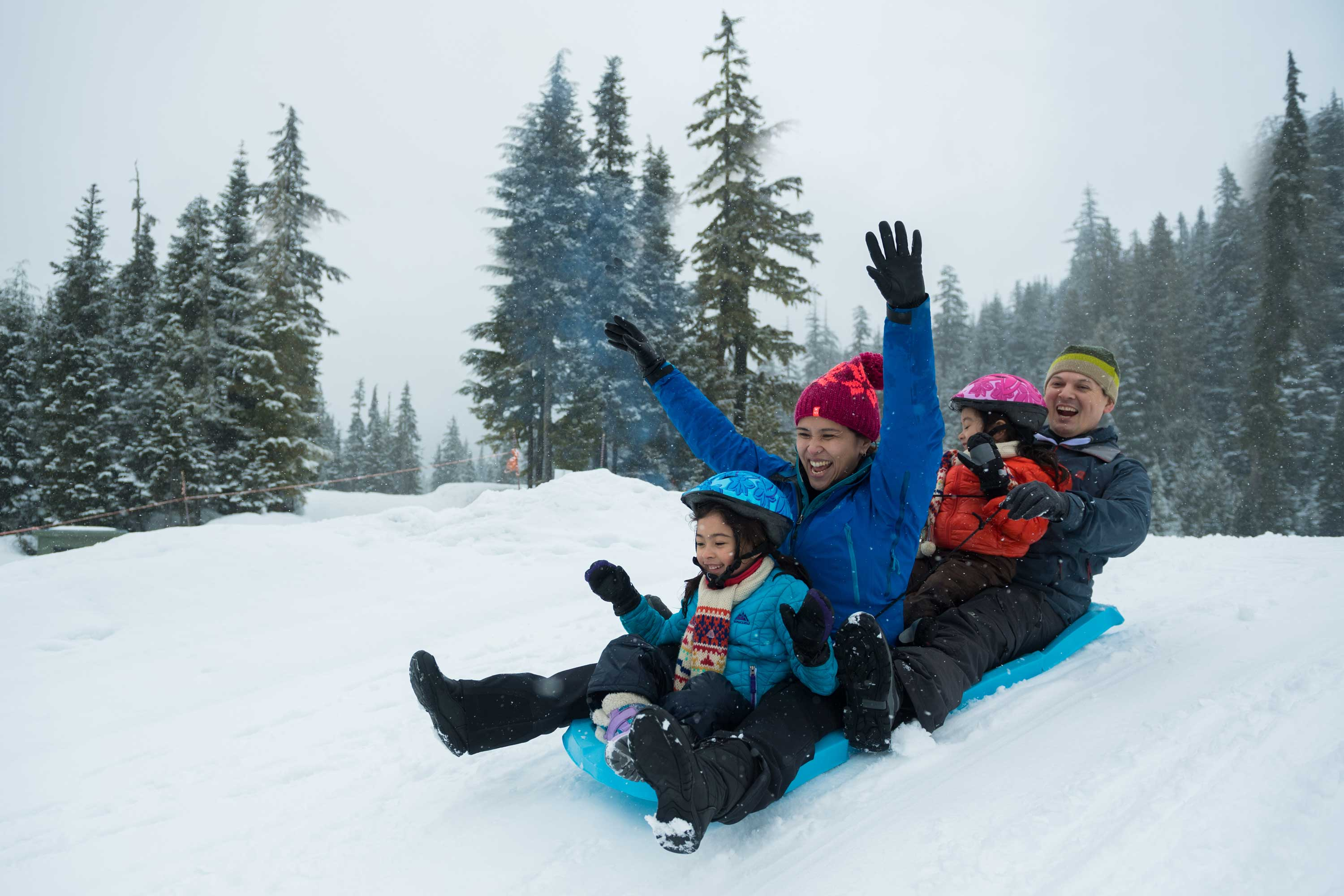 Ski Whistler Canada Family Package