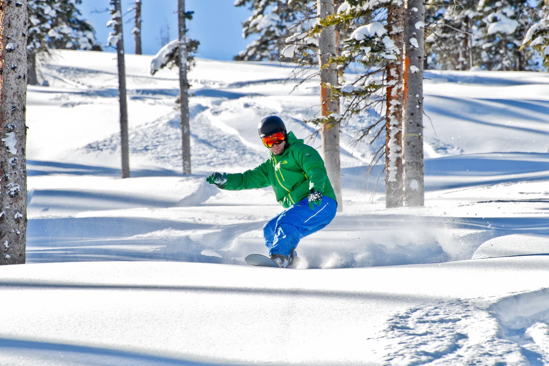 Ski Winter Park Colorado USA