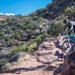 Bike Moab Utah USA