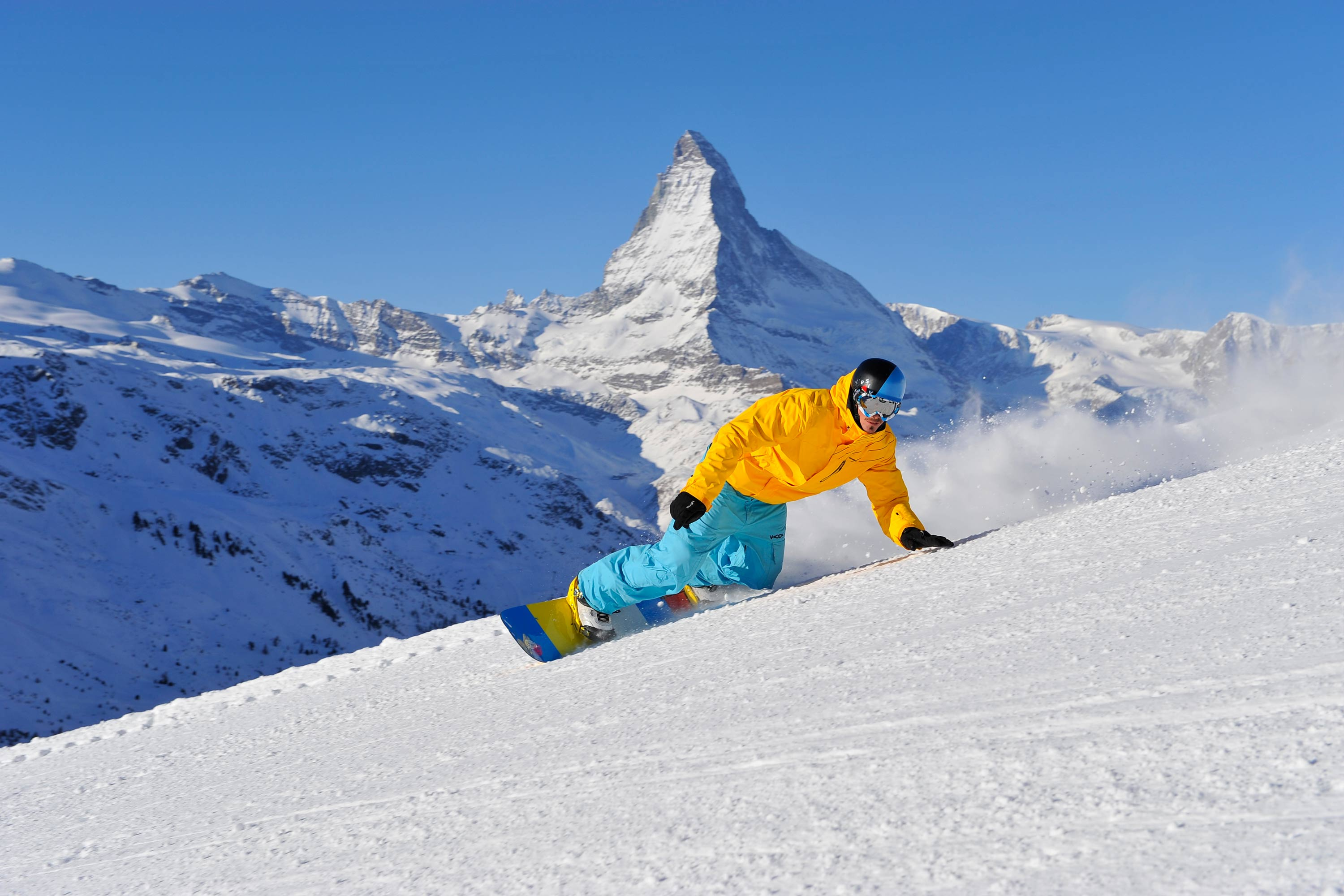 Ski Zermatt for a beyond ordinary ski holiday in Switzerland Europe