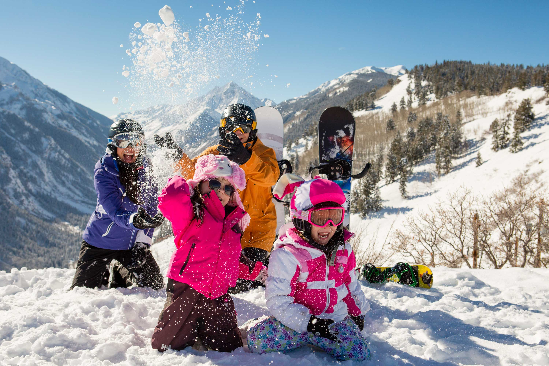 Ski Aspen Snowmass Family holiday