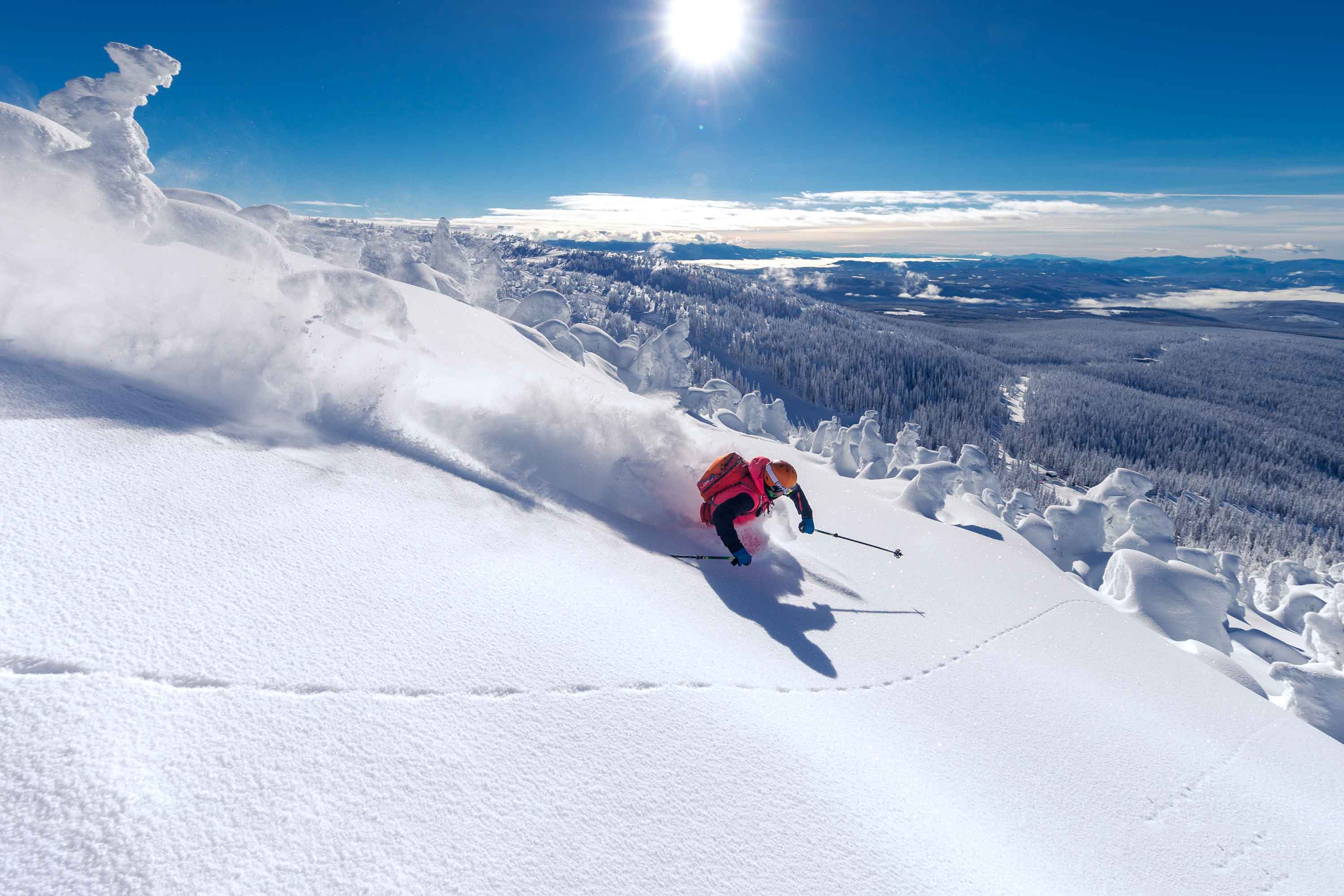 Big White Ski holiday package