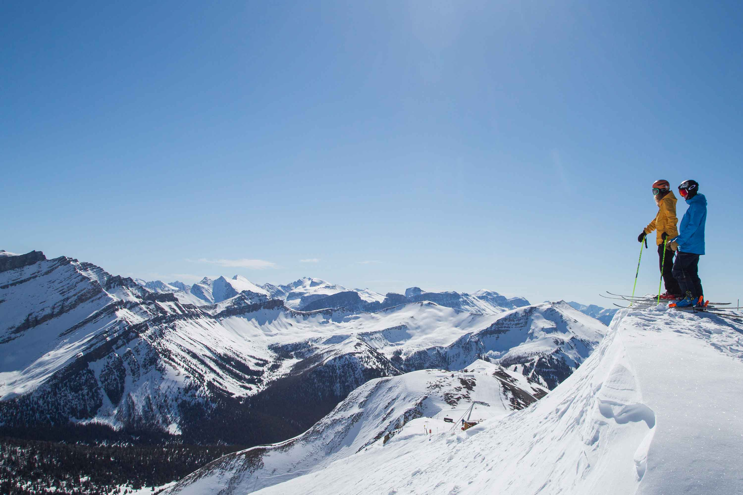 Ski holiday package to ski Banff and Lake Louise Canada