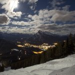 Mt Norquay Scenic view