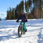 Kimberley Snowbiking