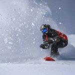 snowboarder copper mountain