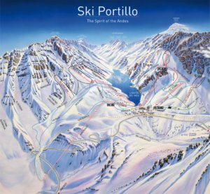 ski-trail-map-portillo-ski-holiday-chile-south-america