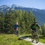 Mountain Bike Whistler British Columbia Canada