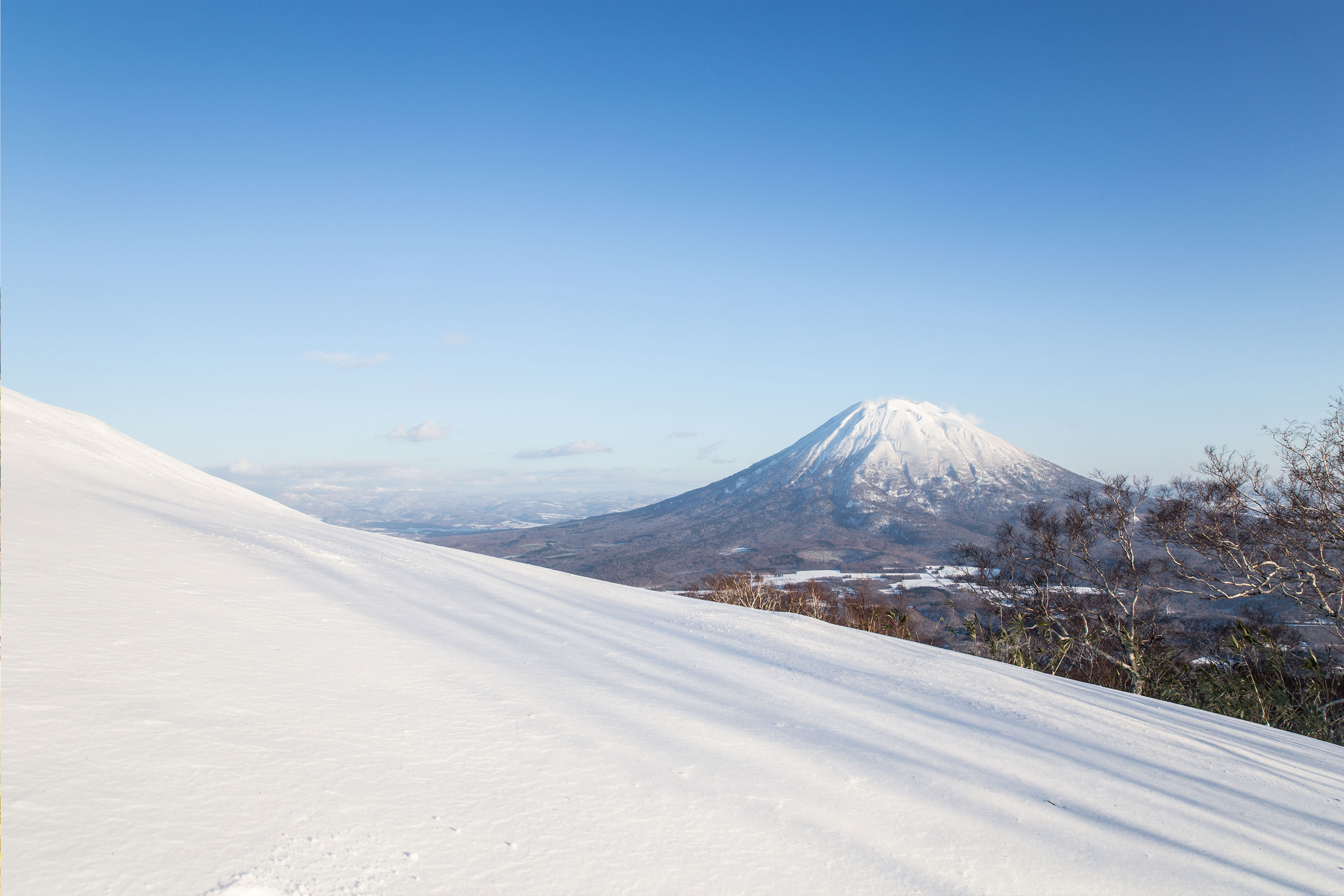Niseko Ski Resort in Japan