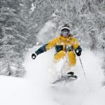 Ski Sun Peaks British Columbia Canada