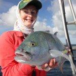 Fishing Christmas Island