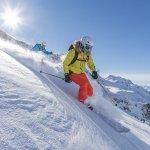 Skiing Val Thorens