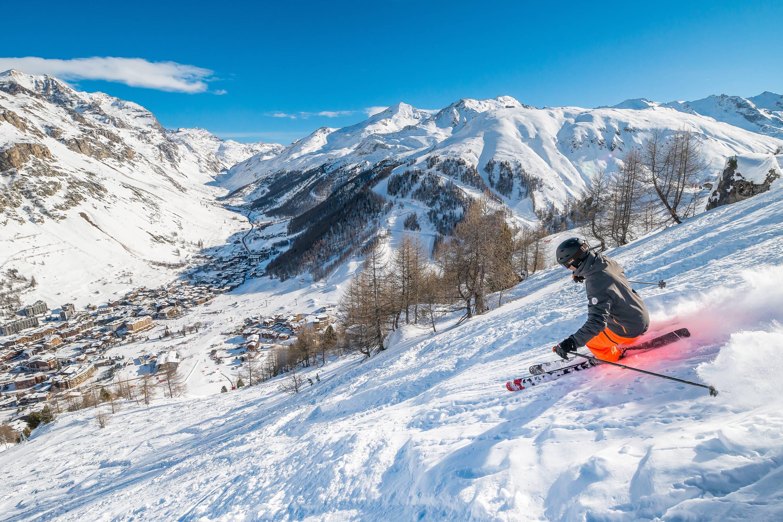 Ski Val d'lsère France Europe