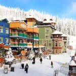 Ski SilverStar British Columbia Canada