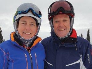 Ski Group Tour leaders