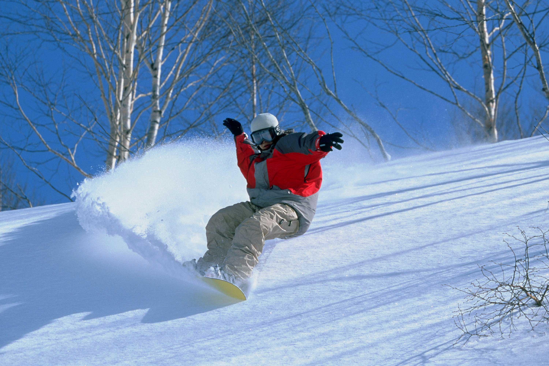 Myoko Onsen Ski Resort