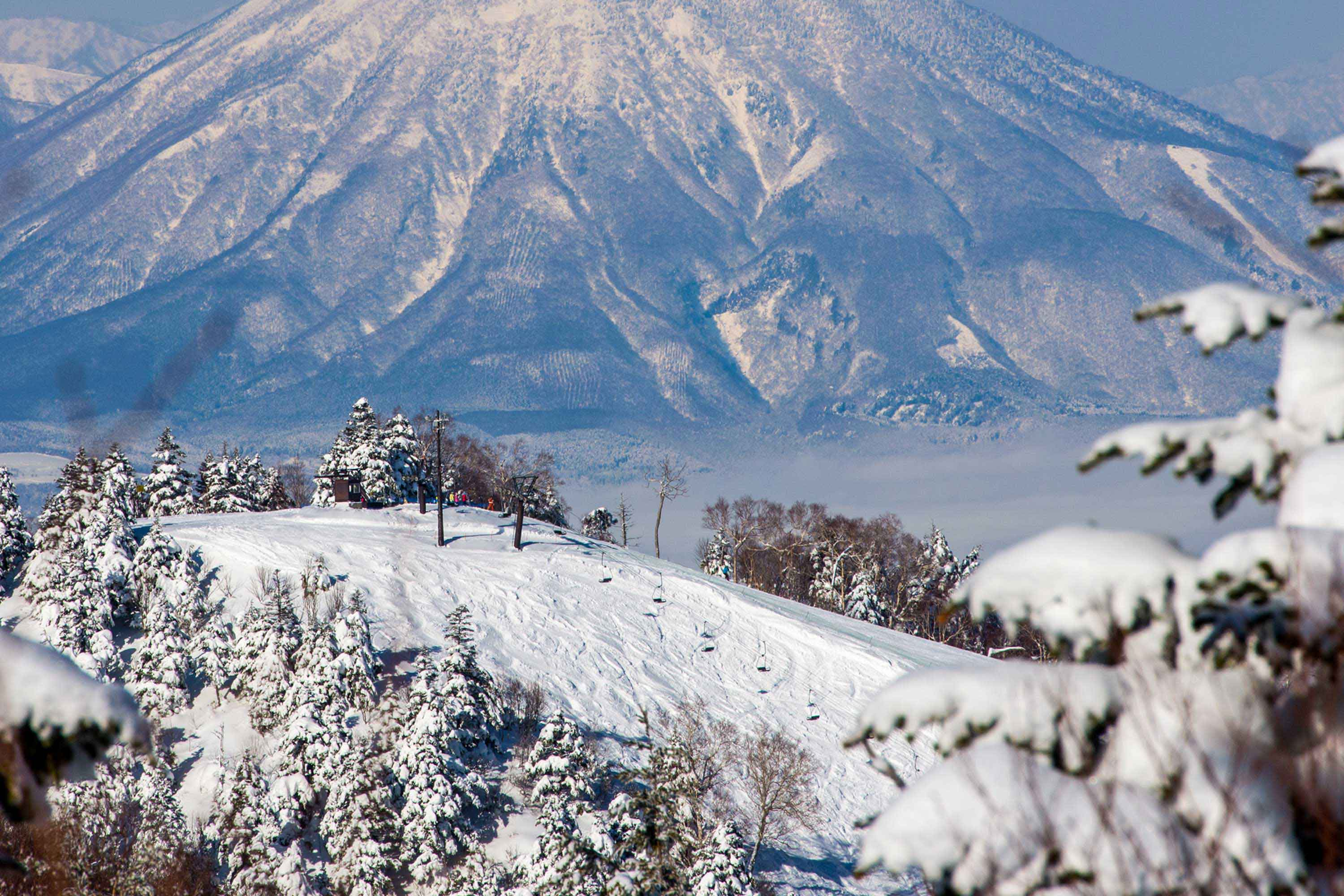 Ski Resorts in Shiga Kogen in Japan