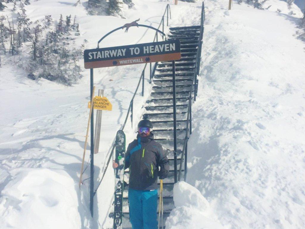 Ski Kicking Horse Canada
