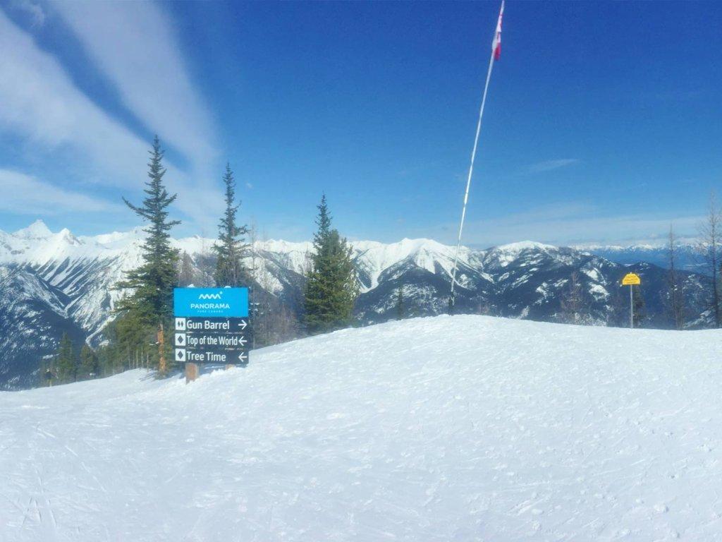 Ski Panorama Ski Resort British Columbia Canada