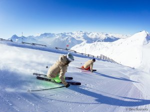 Ski La Plagne France