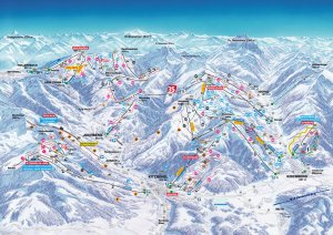 Kitzbuhel Austria Trail Map