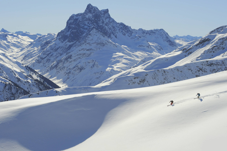 Ski St Anton Austria Europe