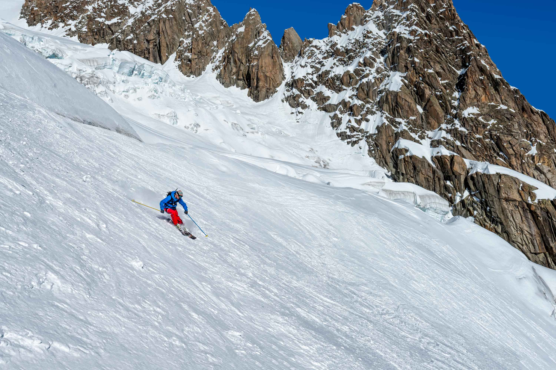 Ski Chamonix France Europe