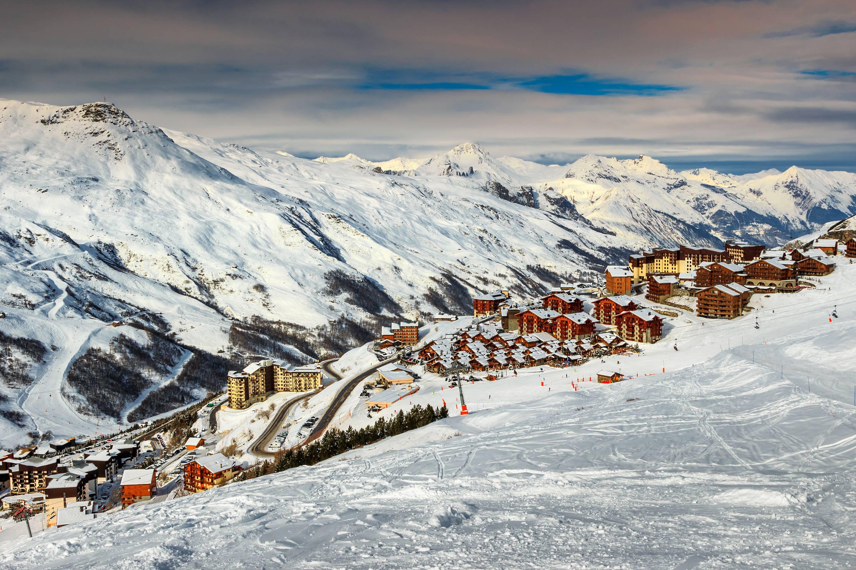 Les Menuires Ski Resort