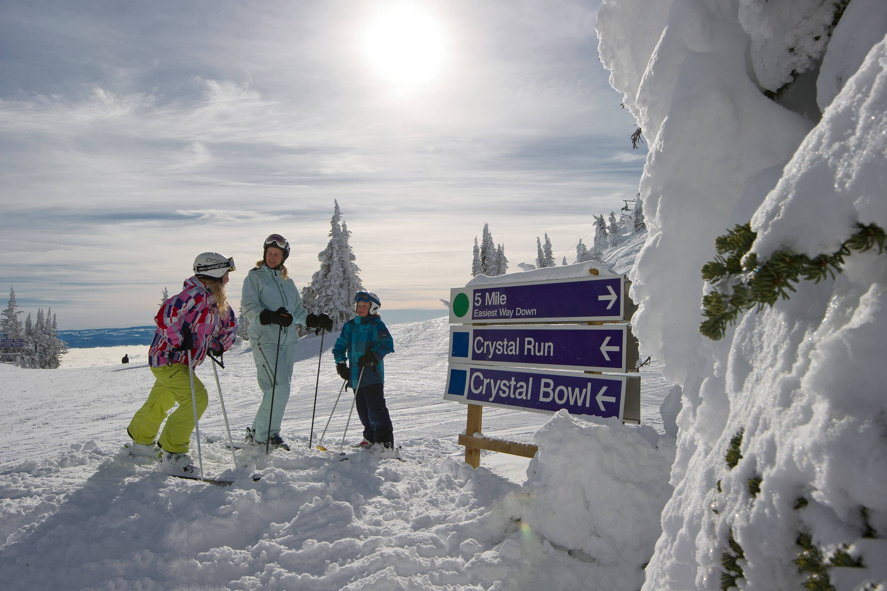 Ski Sun Peaks Family Offer Canada