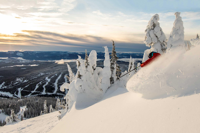 Sun Peaks Ski holiday package