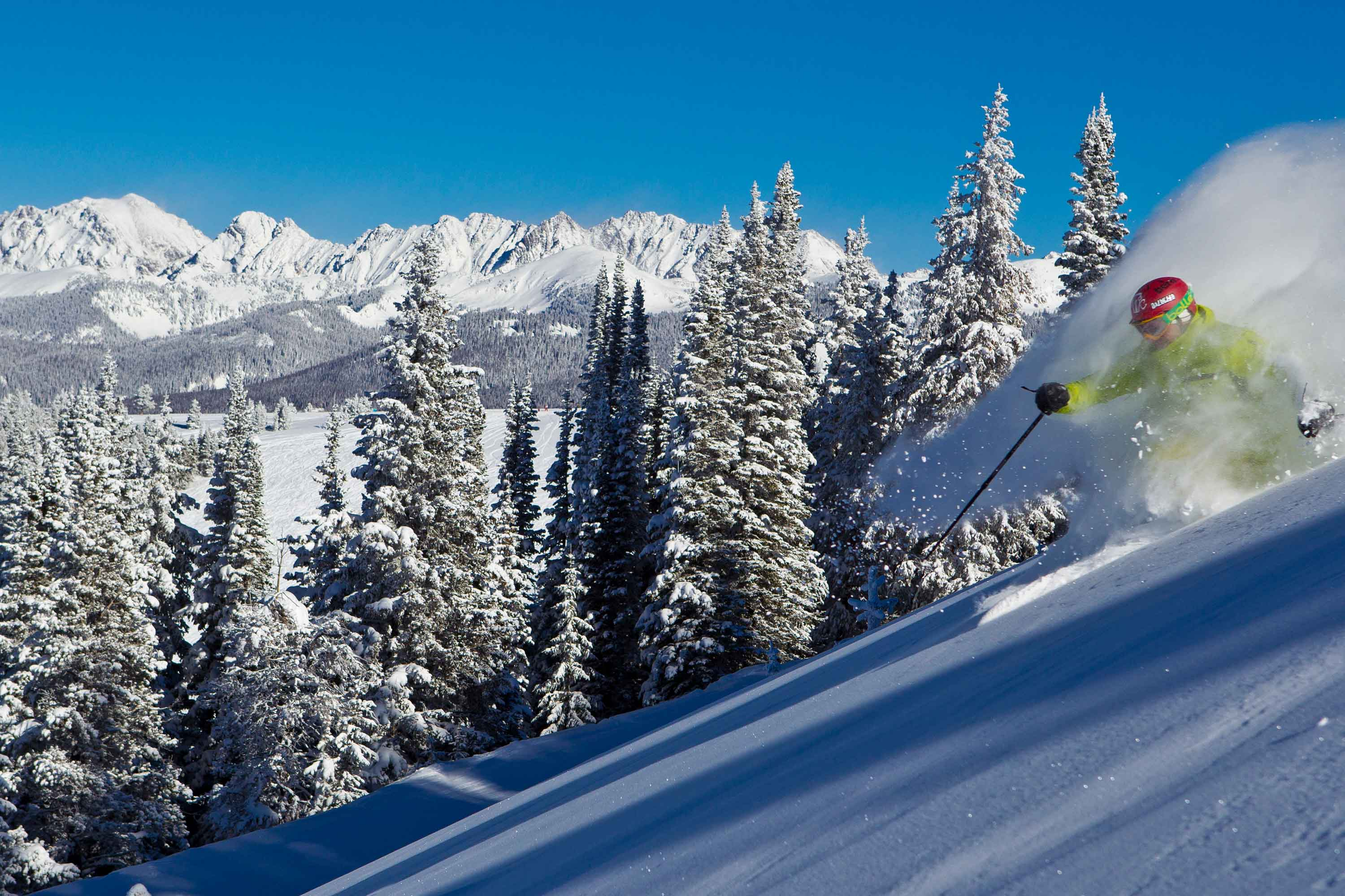 breckenridge and vail combo ski holiday package