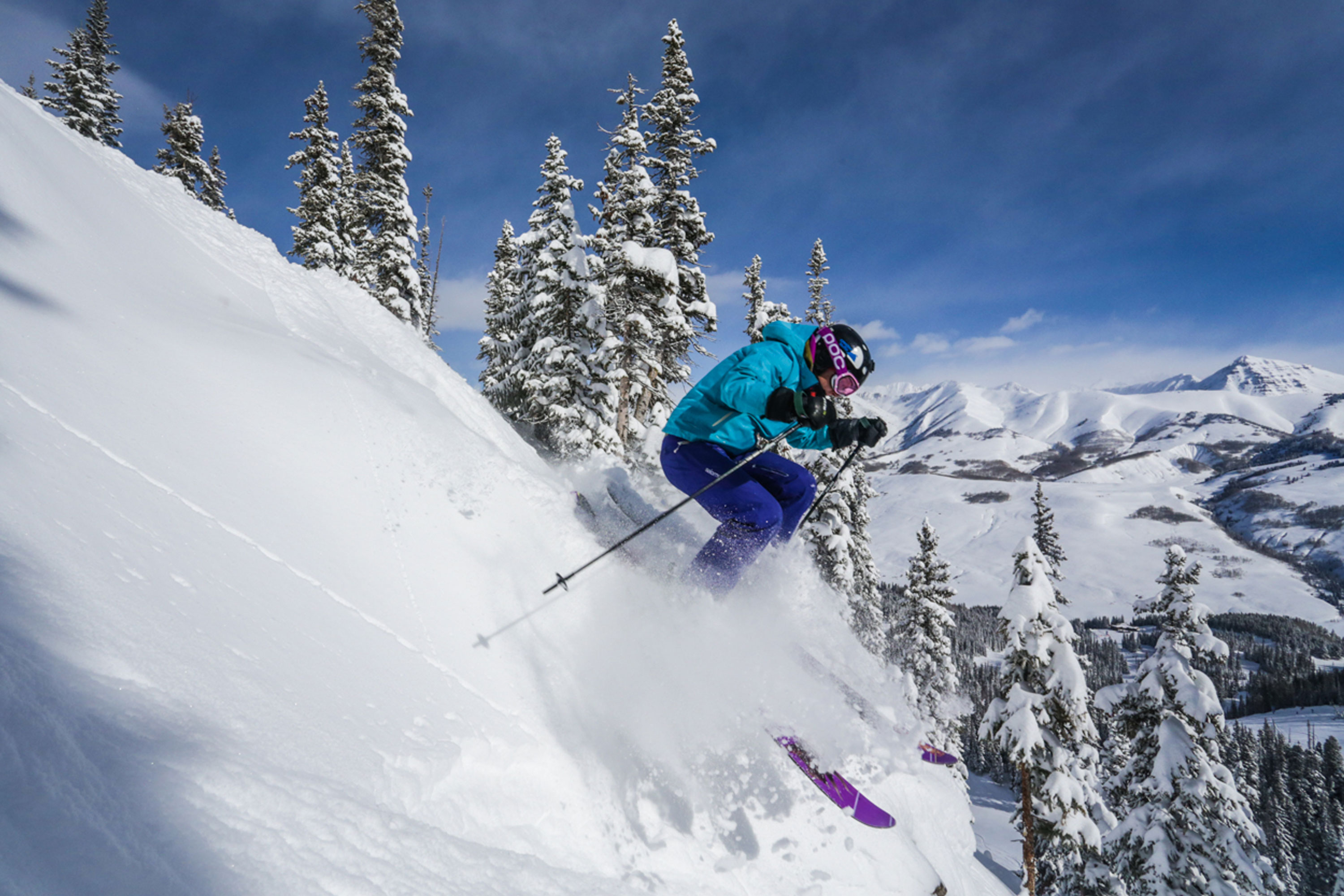 Crested Butte Colorado USA Ski holiday package
