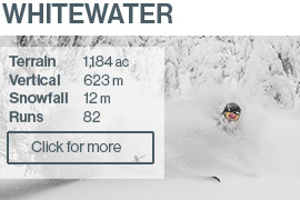 Whitewater Ski Resort BC Canada