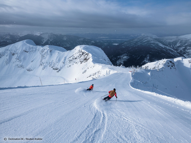 Ski Terrain for all abilities