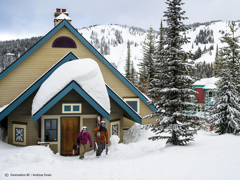 Ski in Ski out Accommodation