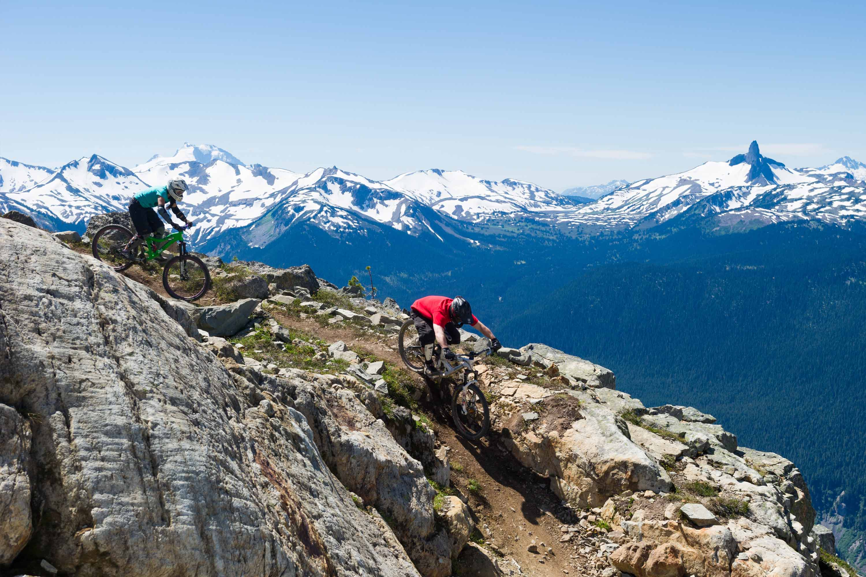 Whistler Mountain Bike Holiday