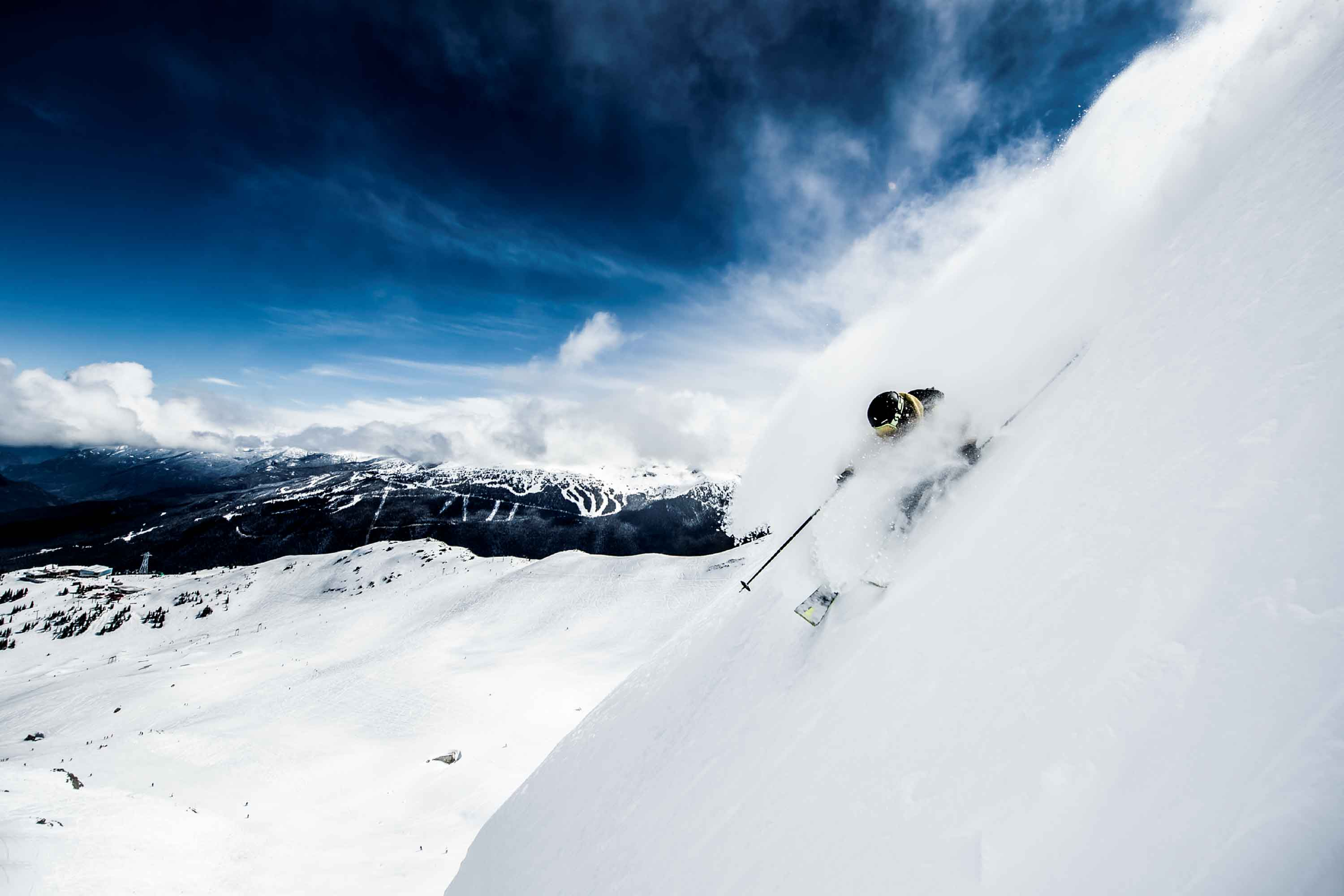 Whistler ski holiday package British Columbia Canada
