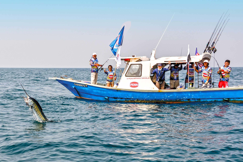 Fish Kuala Rompin Malaysia for your ski holiday