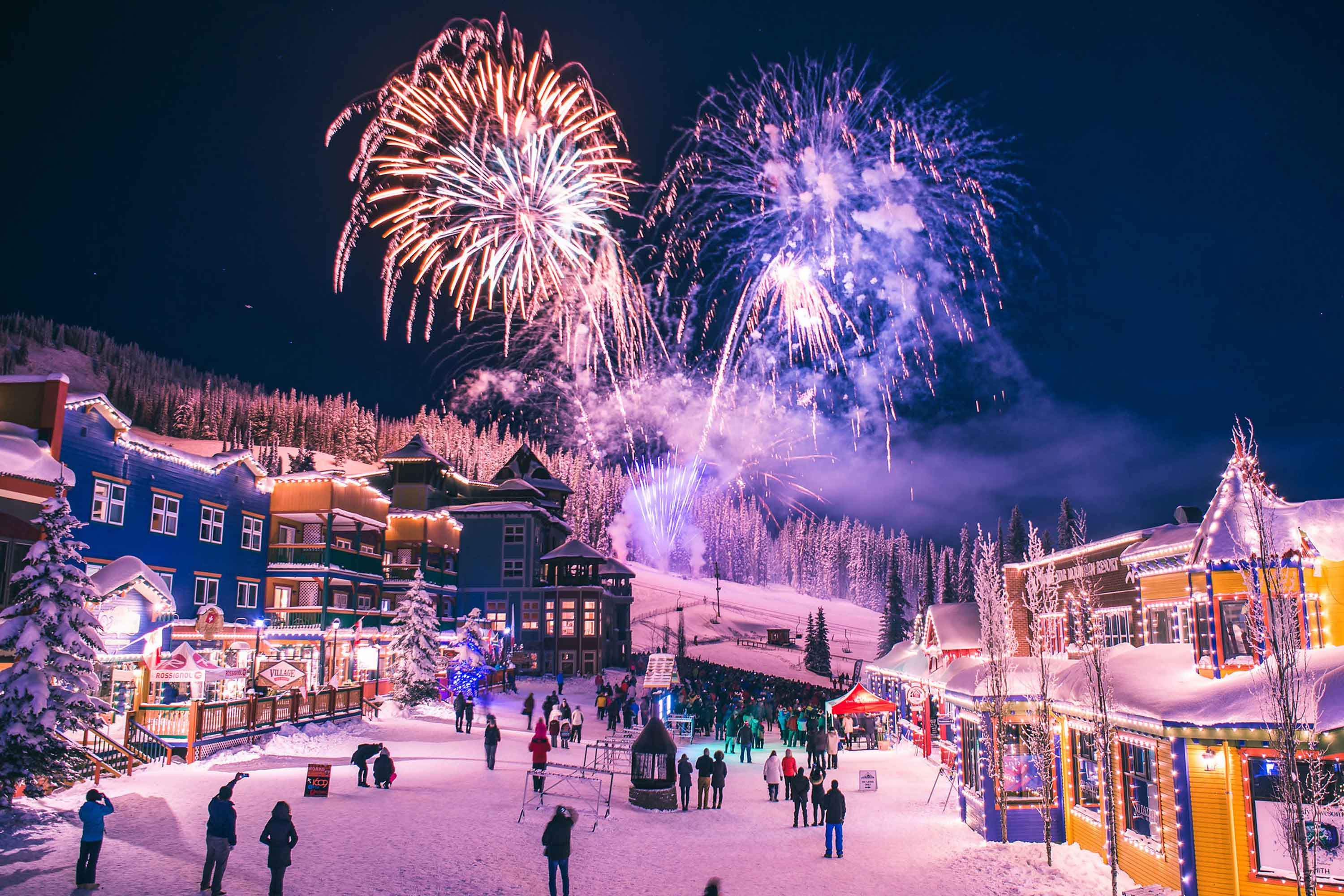 SilverStar Ski Resort Christmas Ski Holiday