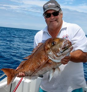 Fishing Group Tour to Tonga with Grant Dixon
