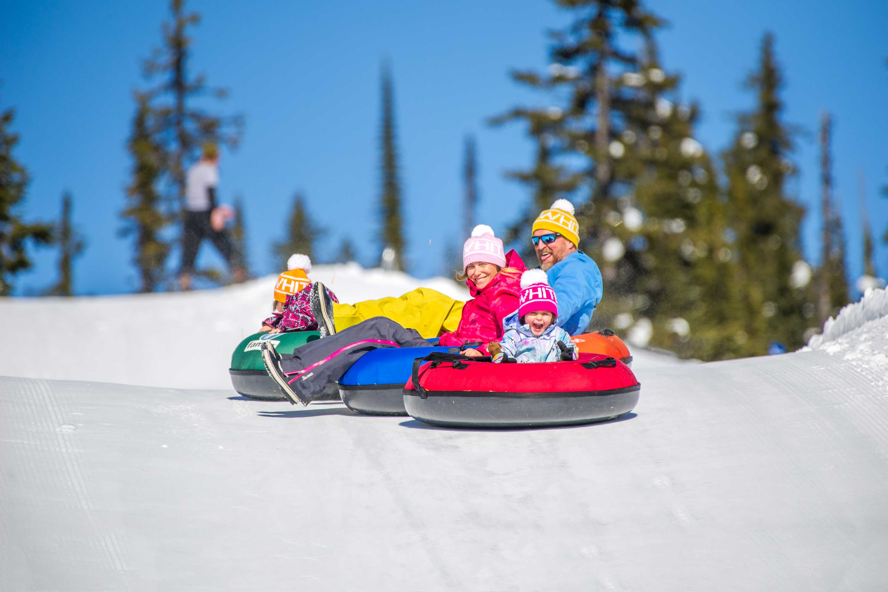 Ski Big White Ski Resort Family
