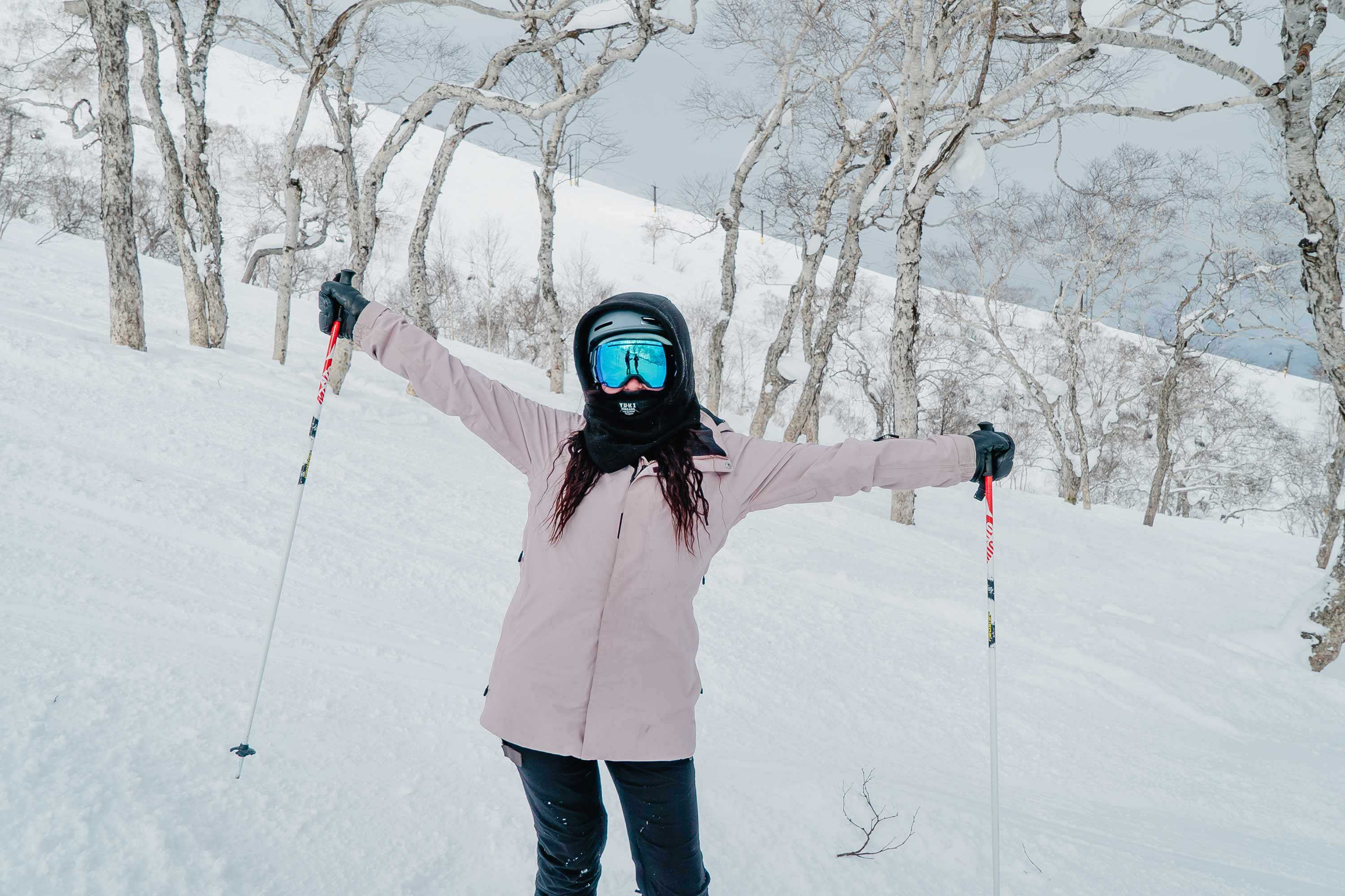 Ski Group Ladies Tour to Nozawa Onsen Japan hosted by Ballistics