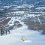 Appi Kogen Ski Resort, Honshu, Japan