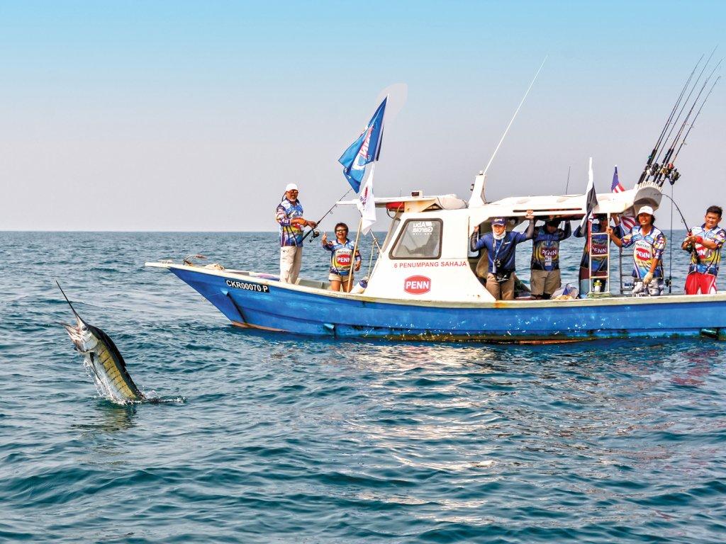 Malaysia Fishing