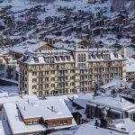 Ski holiday Mont Cervin Palace Zermatt Switzerland